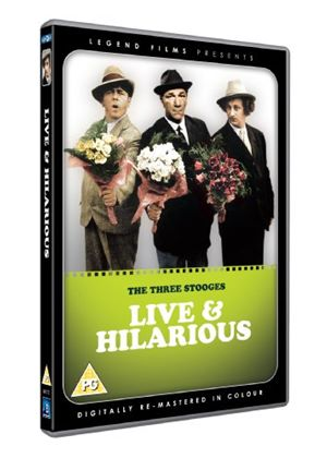 The Three Stooges: Live and Hilarious (1946)