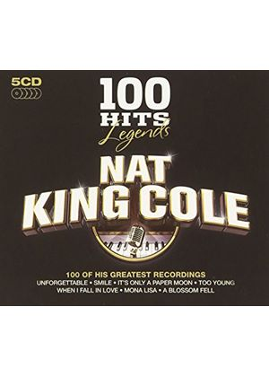 Nat 'King' Cole - 100 Hits Legends - Nat King Cole (Music CD)