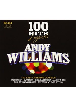 Andy Williams - 100 Hits Legends - Andy Williams (Music CD)