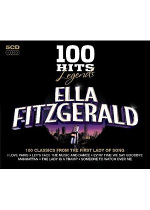 Ella Fitzgerald - 100 Hits Legends - Ella Fitzgerald (Music CD)