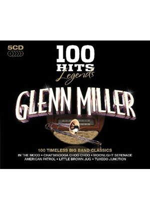 Glenn Miller - 100 Hits Legends - Glenn Miller (Music CD)