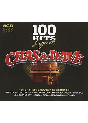 Chas & Dave - 100 Hits Legends - Chas & Dave (Music CD)
