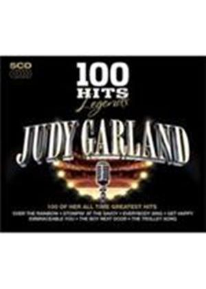Judy Garland - 100 Hits Legends - Judy Garland (Music CD)