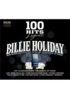Billie Holiday - 100 Hits Legends - Billie Holiday (Music CD)