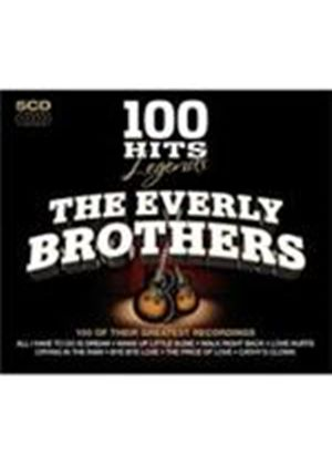 Everly Brothers (The) - 100 Hits Legends - The Everly Brothers (Music CD)