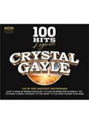 Crystal Gayle - 100 Hits Legends - Crystal Gayle (Music CD)