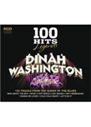Dinah Washington - 100 Hits Legends (Dinah Washington) (Music CD)