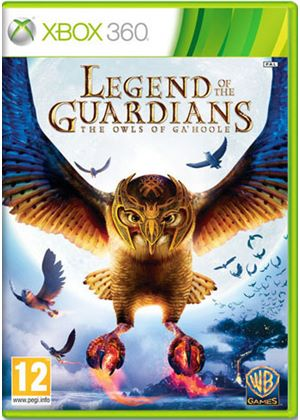 Legends of the Guardians: The Owls of Ga'Hoole (Xbox 360)