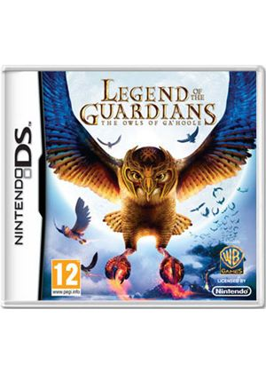 Legends of the Guardians: The Owls of Ga'Hoole (Nintendo DS)
