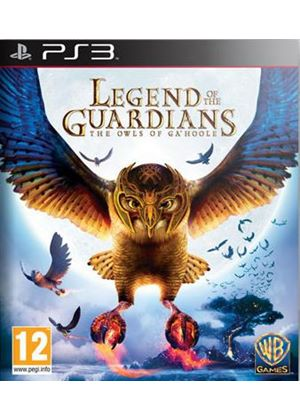 Legends of the Guardians: The Owls of Ga'Hoole (PS3)