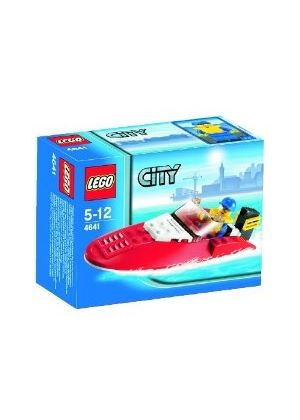LEGO City 4641: Speed Boat
