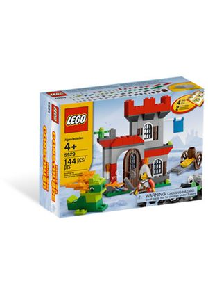LEGO 5929: Castle Building Set