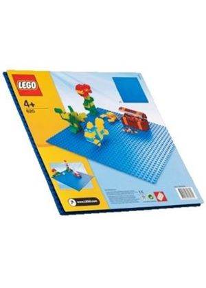 LEGO Base Plate 620: Blue