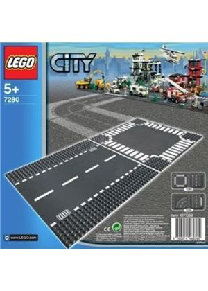 LEGO City 7280: Straight and Crossroad