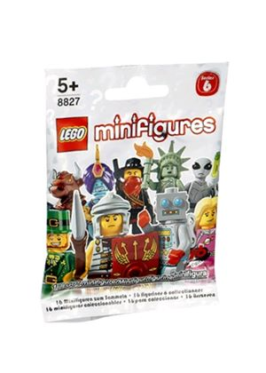 LEGO 8827 Minifigure Series 6 (Sealed)