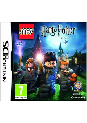 LEGO Harry Potter: Years 1-4 (Nintendo DS)