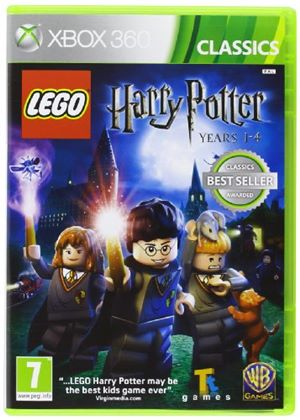 LEGO Harry Potter: Years 1-4 (Classics) (Xbox 360)