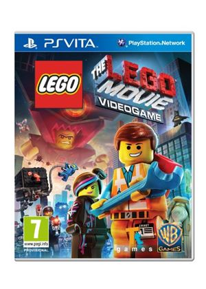 LEGO Movie: The Videogame (Playstation Vita)