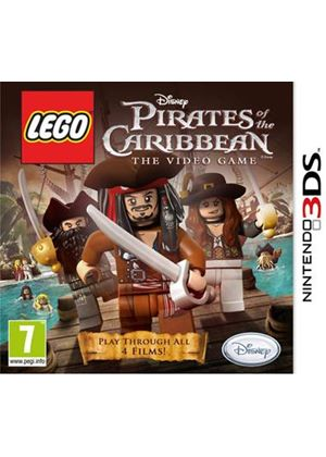 LEGO - Pirates of the Caribbean: The Video Game (Nintendo 3DS)