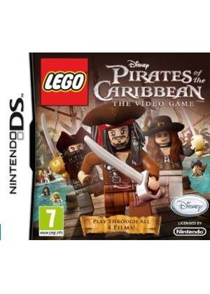 LEGO - Pirates of the Caribbean: The Video Game (Nintendo DS)