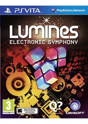 Lumines - Electronic Symphony (PlayStation Vita)