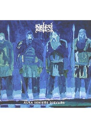 Obtest - Aura Seniems Dievams (Music CD)