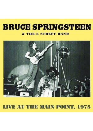 Bruce Springsteen - Live At The Main Point 1975 (Music CD)