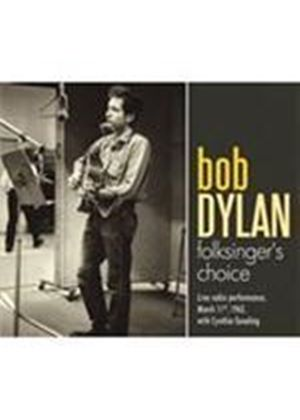 Various Artists - Folksinger's Choice (Music CD)