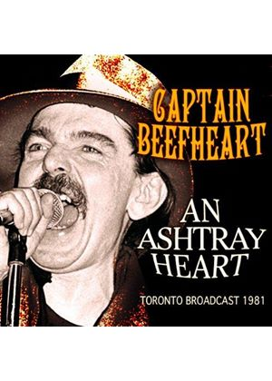 Captain Beefheart - Ashtray Heart (Music CD)