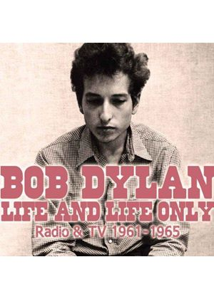 Bob Dylan - Life and Life Only (Music CD)