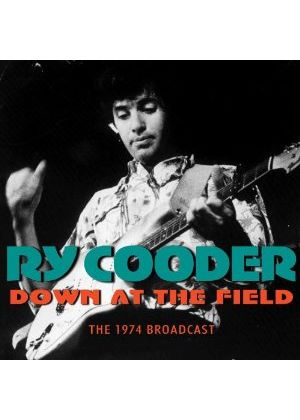 Ry Cooder - Down at the Field (Music CD)