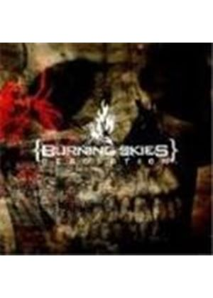 Burning Skies - Desolation (Music Cd)