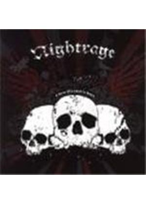 Nightrage - A New Disease Is Born (Music Cd)