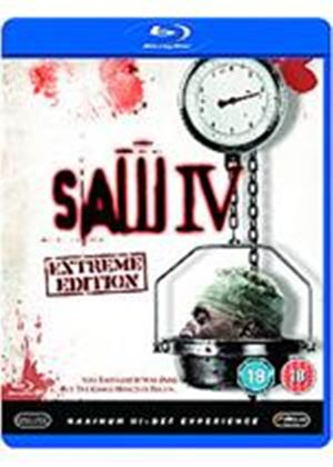 Saw IV (4) (Blu-Ray)