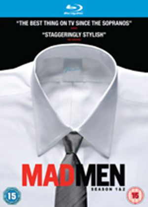 Mad Men - Season 1 And 2 (Blu-Ray)