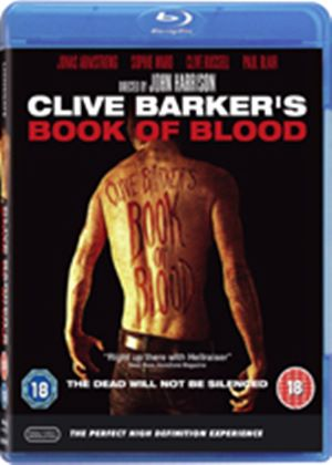 Clive Barker's Book Of Blood (Blu-Ray)