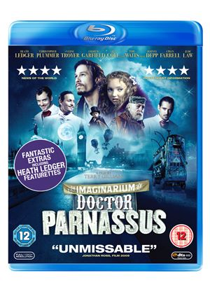 The Imaginarium of Doctor Parnassus (Blu-Ray)