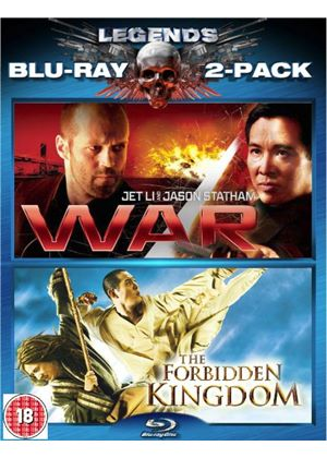 War / Forbidden Kingdom (Blu-ray)