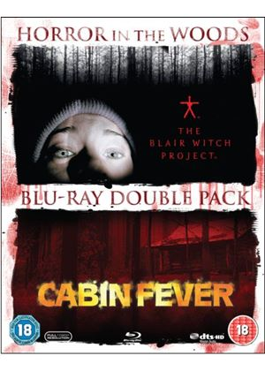 Cabin Fever / Blair Witch Project (Blu-Ray)