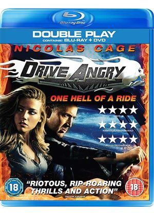 Drive Angry - Double Play (Blu-Ray and DVD)