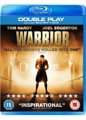Warrior (Blu-Ray & DVD)
