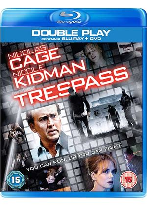 Trespass - Double Play (Blu-ray & DVD)