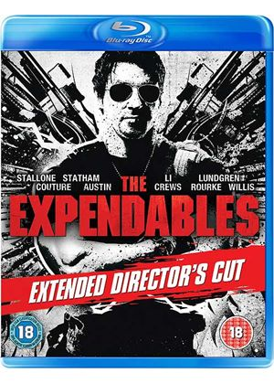 Expendables - Extended Directors Cut (Blu-Ray)