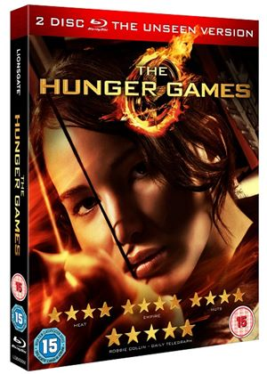 The Hunger Games (Blu-ray) (2 disc)