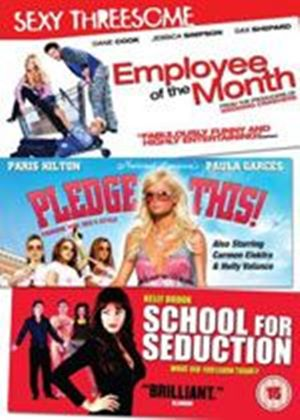 Employee Of The Month / Pledge This / School For Seduction