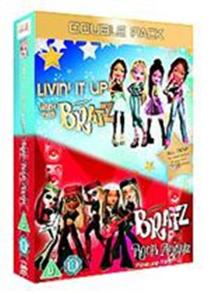 Bratz - Livin It Up / Rock Angelz