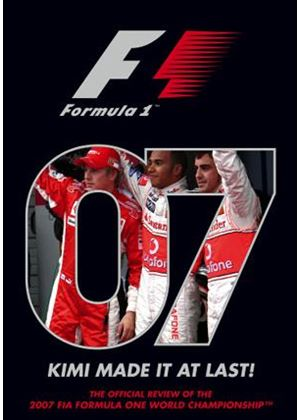 Formula One -The Official 2007 Season Review (F1)