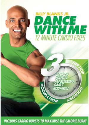 Billy Blanks Jr - Dance With Me - Cardio Fit