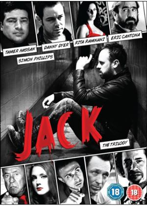 Jack - The Trilogy (Jack Says, Jack Said & Jack Falls)
