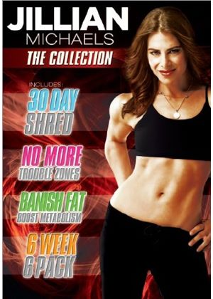 Jillian Michaels - The Collection
